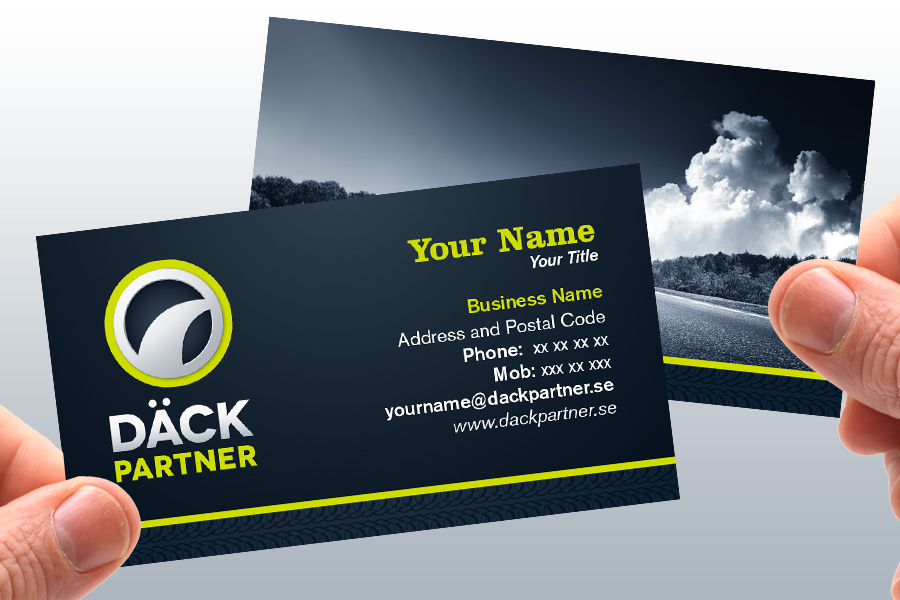 DP Businesscard